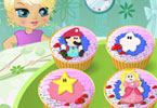 Custom Cartoon Cupcakes