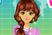 Weather Girl Makeover