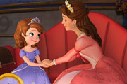 Sofia The First Spot The Numbers