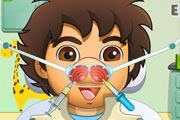 Explorer Boy Nose Doctor
