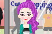 Cute Shopping Makeover