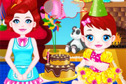 Baby Lulu Birthday