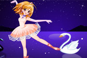 Dance With The Swans Dress Up