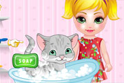 Baby Madison Cat Care