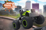 Monster Truck Ultimate Playground