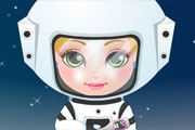 Baby Madison Space Adventure