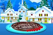 Winter Mousse Cake