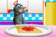 Ratatouille Eats Crepes