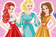 Princess Fashion Stars