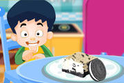 Cooking Oreo Cheese Cake