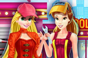 Princesses Mechanics