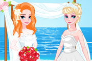 Princess Bridesmaid Makeover