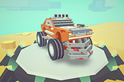 Monster Truck Skyroads