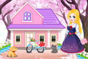 Princess Dream House Decor