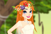 Princess Boho Wedding