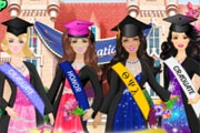 Doll And Friends Graduation